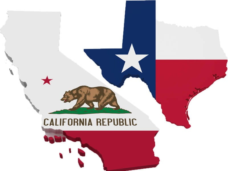 Charles Laverty on California and how we risk our edge to Texas